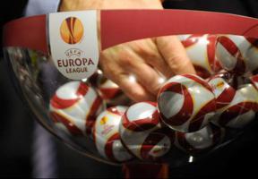 Жеребьевка Лиги Европы (с) goal.com