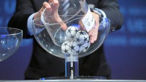 Жеребьёвка Лиги чемпионов
