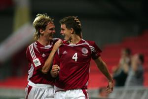 Кристиан Поульсен и Даниэль Аггер (с) sporten.dk