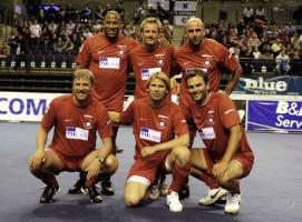 Команда «Ливерпуля» на турнире Mersey Masters (с) LiverpoolEcho.co.uk