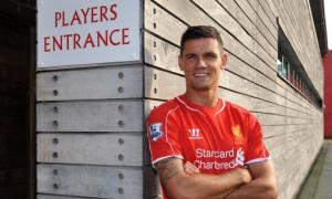 Деян Ловрен (c) LiverpoolFC.com