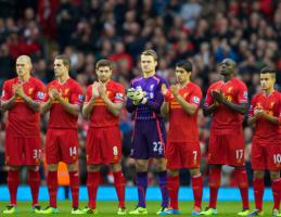 Первая команда «Ливерпуля» (с) LiverpoolFC.com