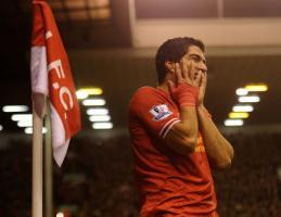 Луис Суарес (c) LiverpoolFC.com