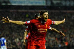 Стивен Джеррард (c) LiverpoolFC.com