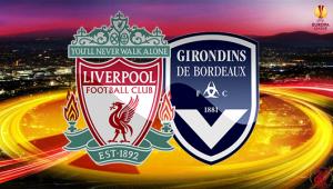 Ливерпуль - Бордо: Составы