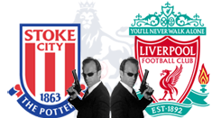 Стоук Сити - Ливерпуль. Двойные агенты