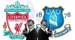 Эвертон - Ливерпуль. Двойные агенты