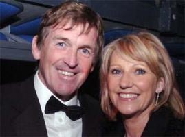 Кенни Далглиш и Марина Далглиш (c) Liverpool Echo
