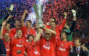 Обладатели кубка УЕФА 2001