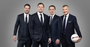 Фото команды экспертов Sky Sports