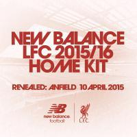 Постер «Ливерпуля» о презентации формы 2015/2016 (c) LiverpoolFC.com