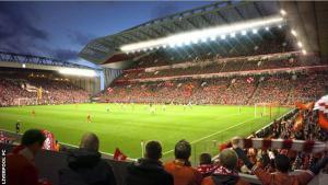 Реконструкция «Энфилда» (c) LiverpoolFC.com