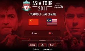 ASIA TOUR 2011