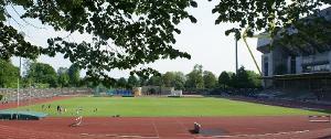 Стадион «Роте Эрде» в Дортмунде