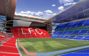 Будущий совместный стадион «Ливерпуля» и «Эвертона» (c) Liverbird.ru