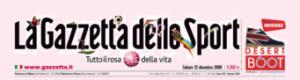 Лого Gazzetta dello Sport