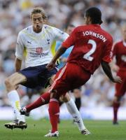 Фотография Глена Джонсона (с) LiverpoolFC.tv