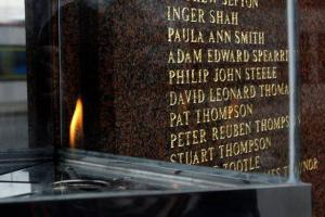 Мемориал жертвам «Хиллсборо» (c) Liverpool Echo