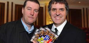 Питер Хутон и Стив Ротерем (c) Liverpool Echo