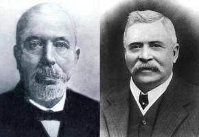 Джон Хоулдинг и Джон Маккена (c) LFC History