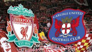Ливерпуль - Карлайл: Составы