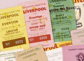 Билеты на матчи между «Ливерпулем» и «Эвертоном»