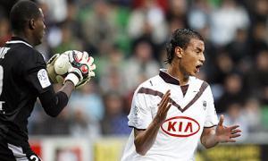 Маруан Шамах в матче «Бордо»