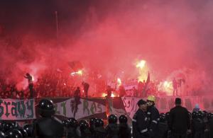 Беспорядки во время матча в Порт Саиде