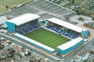 «Прентон Парк», стадион «Транмир Роверс» (c) Football.co.uk
