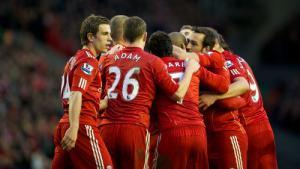 Фотография матча Пятого раунда Кубка Англии 19.02.2012