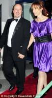Фотография Рафаэля Бенитеса с супругой