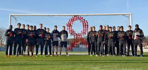 Игроки «Ливерпуля» в Мелвуде