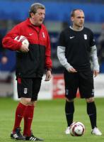 Рой Ходжсон и Дэнни Мёрфи (с) liverpoolecho.co.uk