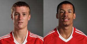 Стивен Дарби и Натан Экклстон (c) LiverpoolFC.tv
