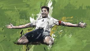 Стивен Джеррард (c) The FA