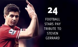 Стивен Джеррард (с) LiverpoolFC.com
