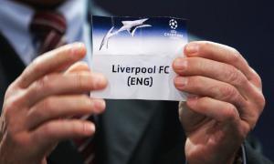 Жеребьёвка Лиги чемпионов (с) liverpoolfc.com