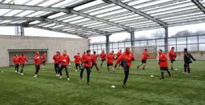 Фотография игроков «Ливерпуля»