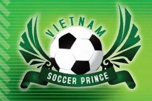 Vietnam Soccer Prince Logo