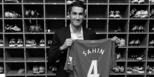 Фотография Нури Шахина (с) Liverpoolfc.com