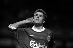 Майкл Оуэн (c) LiverpoolFC.com