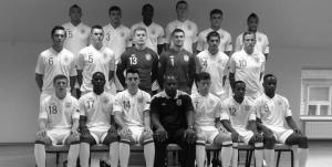 Фотография сборной Англии U-19 (c) Facebook.com