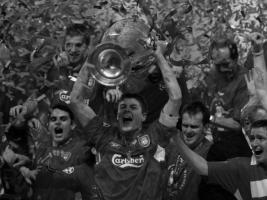 Стивен Джеррард и «Ливерпуль» (c) Getty