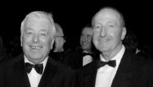 Иан Каллахан и Джерри Бирн (c) Liverpool Echo
