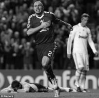 Андреа Доссена — автор гола в ворота «Реала» (c) Reuters