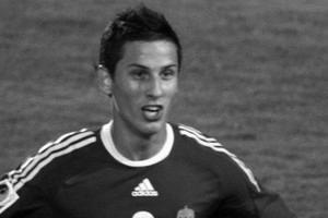 Кристиан Немет в составе сборной Венгрии