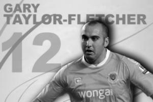 Гари Тейлор-Флетчер (c) Blackpoolfc.co.uk
