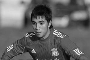Херардо Бруна в матче против «Блэкпула» (c) Propaganda Photos