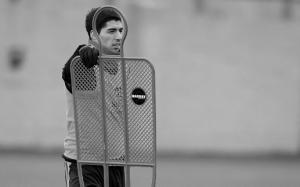 Луис Суарес на тренировке (c) LiverpoolFC.com