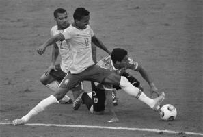 Бразилия - Уругвай (с) Andre Penner